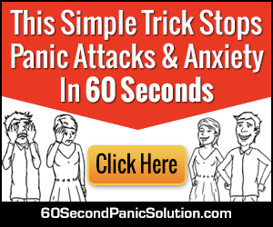 Anxiety and Panic Disorders Cure