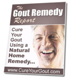 2 Hour Gout Remedy