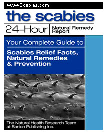 Scabies 24 Hour Natural Remedy Report