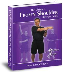 Alternative Medicine for Frozen Shoulder