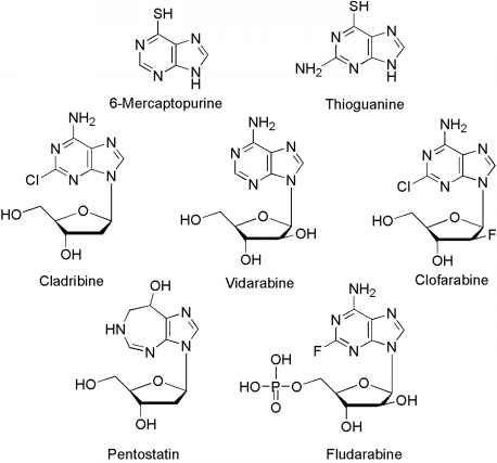 Pharmaceutical Antimetabolites