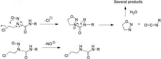 Imidazole Alkylating Agents